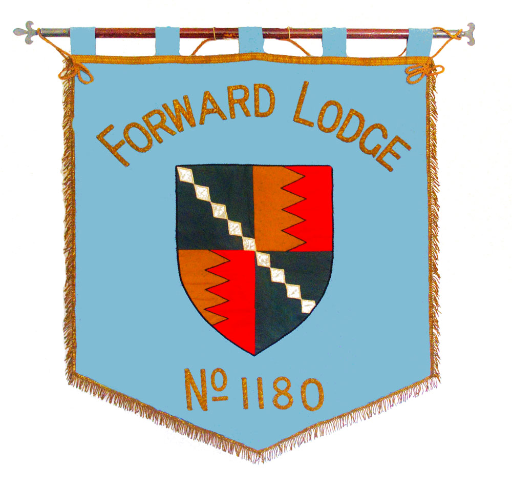 Forward Lodge Banner